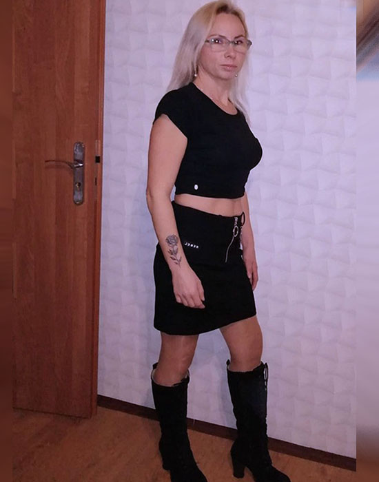 Isabelle (36 ans, Metz)