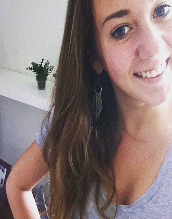 Eugenia, 23 ans (Lyon)